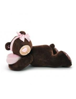 Мягкая игрушка Orange Медведь девочка Milk Лежебока 30см (M001/30)