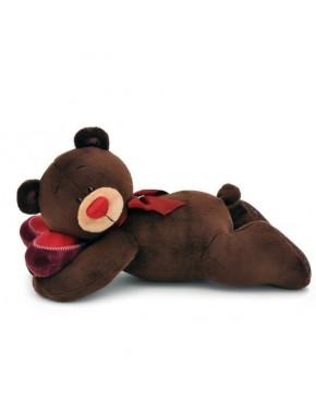 Мягкая игрушка Orange Медведь мальчик Choco Лежебока 30см (C001/30)
