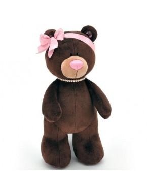 Мягкая игрушка Orange Медведь девочка Milk стоячая 25см (M002/25)