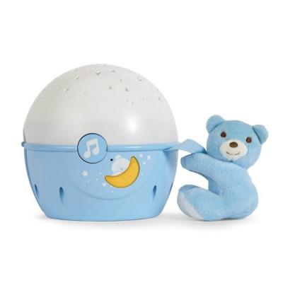 Игрушка-проектор Next 2 Stars Chicco, голубой