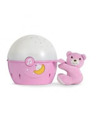 """Игрушка-проектор """"Next 2 Stars  Chicco, розовый (07647.10)"""