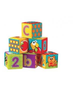 Кубики для ванной Playgro Алфавит