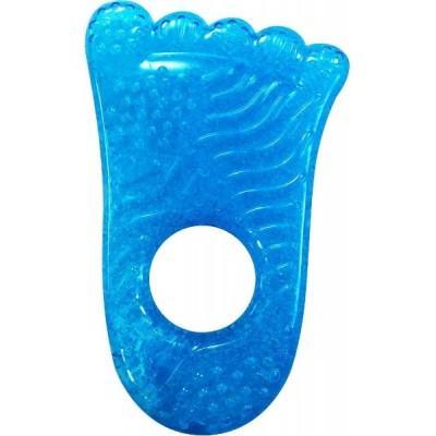 Munchkin — Прорезыватель для зубов Fun Ice Chewy Teether голубая ножка