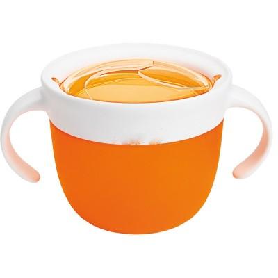 Munchkin — Контейнер для печенья Click Lock оранжевый