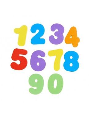 """Игрушечный набор для ванны """"Буквы и цифры"""""""