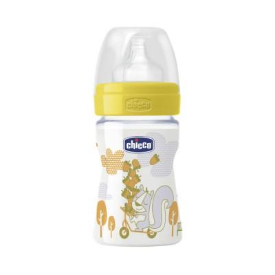 Бутылочка пластик, соска латекс, 150 мл