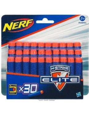 Комплект из 30 стрел для бластеров NERF