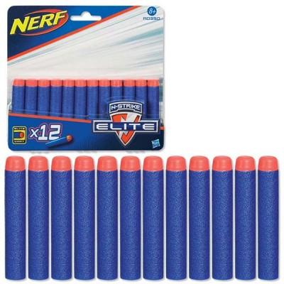 Комплект из 12 стрел для бластеров NERF