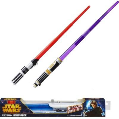 Световой меч електронный Звездные войны