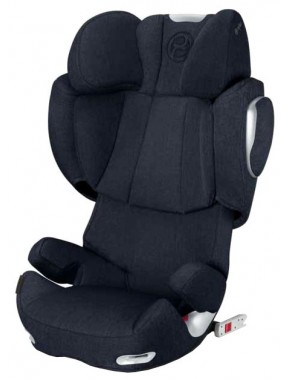 Автокресло CYBEX SOLUTION Q3-FIX PLUS Midnight Blue (517000101)