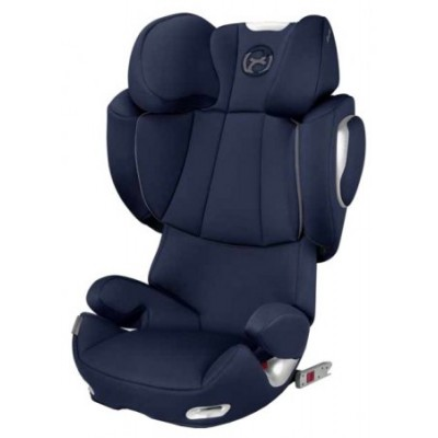 Автокресло Cybex Solution Q3-fix Midnight Blue-navy blue (517000087)