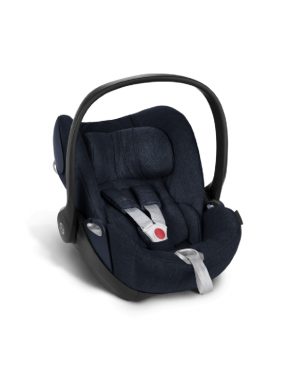 Автокресло Cybex Cloud Q PLUS Midnight Blue-navy blue (517000049)