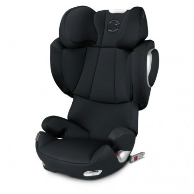 Автокресло Cybex Solution Q3-fix Stardust Black (517000084)