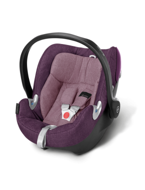 Автокресло Cybex Aton Q Princess Pink-purple (516105016)