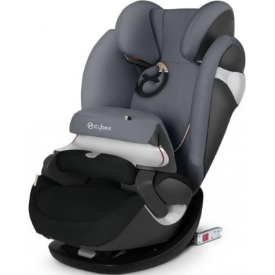 Автокресло Cybex Pallas M-fix Graphite Black-dark grey (517000183)