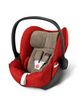 Автокресло CYBEX Cloud Q PLUS Autumn Gold-burnt red (515140101)