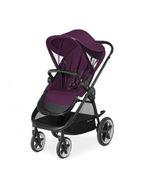 Прогулочная коляска Cybex Balios M Mystic Pink-purple (с бампером) (517000423)