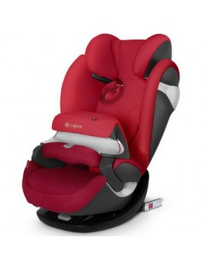 Автокресло Cybex Pallas M-fix Infra Red red (517000177)