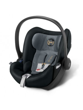 Автокресло CYBEX CLOUD Q Graphite Black (517000037)