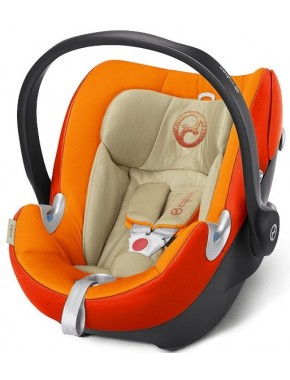 Автокресло CYBEX ATON Q Autumn Gold (517000009)