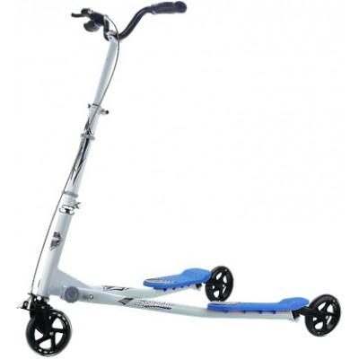 GO Travel Speeder Средний Серебристо-голубой