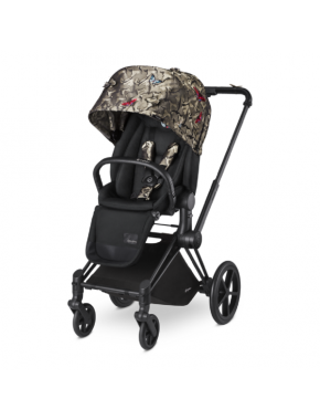 Коляска прогулочная Cybex Priam Lux Seat Butterfly (516211015)