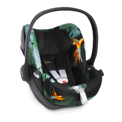 Автокресло Cybex Cloud Q Birds of Paradise (517000969)
