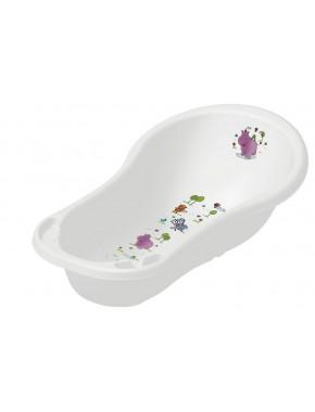 Детская ванночка Prima Baby Hippo 100 см Белая (8437.91(AB))