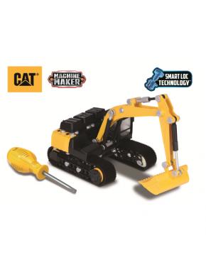Конструктор Toy State CAT Machine Maker Экскаватор (80932)