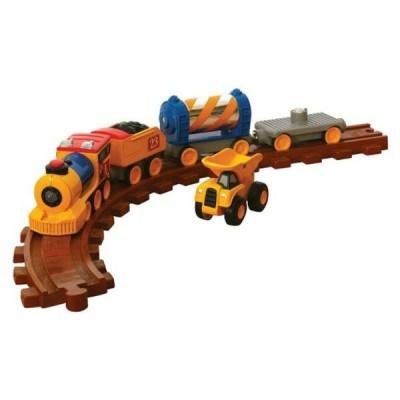 Железная дорога Toy State со светом и звуком