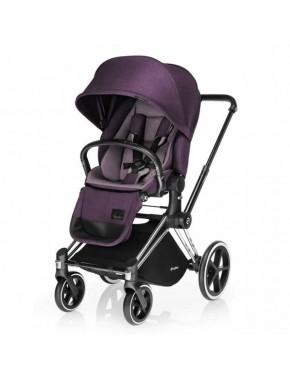 Универсальный прогулочный блок Cybex Priam Lux Seat Princess Pink-purple (516211013)