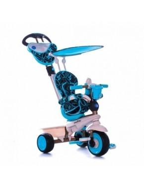 Детский велосипед Smart Trike Dream 4 в 1 голубой
