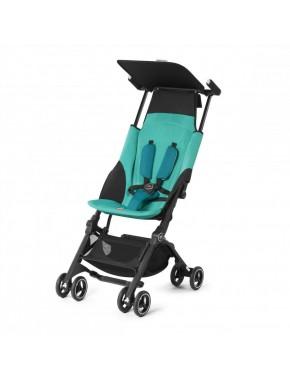 Прогулочная коляска GB Pockit+ Capri Blue (617000049)