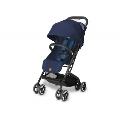 Прогулочная коляска GB Qbit Sea Port Blue-navy blue (616240004)