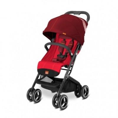 Прогулочная коляска GB Qbit+ Dragonfire Red-red (616240009)