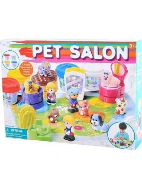 """Набор для лепки PlayGo """"Салон домашних животных"""""""
