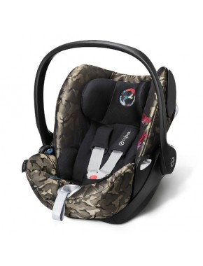 Автокресло Cybex Cloud Q Butterfly (516110015)