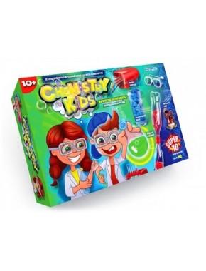 """Большой набор Безопасный образовательный набор для проведения опытов """"CHEMISTRY KIDS"""""""
