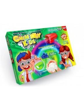"""Безопасный образовательный набор для проведения опытов """"CHEMISTRY KIDS"""" 3"""
