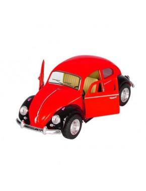 Модель красная Volkswagen Classical Beetle