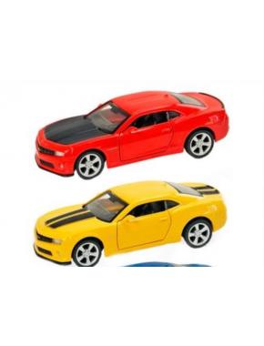 Металлическая машинка Chevrolet Camaroс
