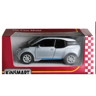 Игрушка машинка металлическая инерционная Kinsmart BMW I3