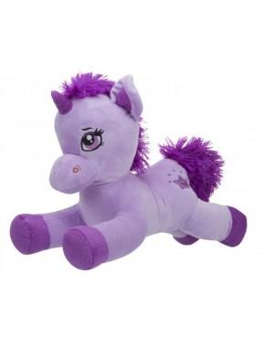 Мягкая игрушка Toy World Единорог Лиловый 40 см (5231)