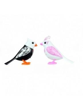 Набор интерактивных птичек DigiBirds третьего поколения - НЕРАЗЛУЧНИКИ