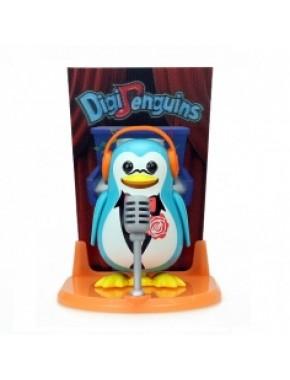 Игровой набор с интерактивным пингвином DigiPenguins - ТРИСТАН НА СЦЕНЕ