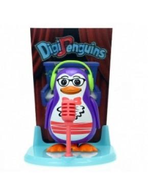 Игровой набор с интерактивным пингвином DigiPenguins - ТРЭВИС НА СЦЕНЕ