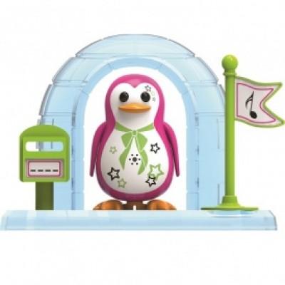 Игровой набор с интерактивным пингвином DigiPenguins - ИГЛУ ПЕЙДЖ