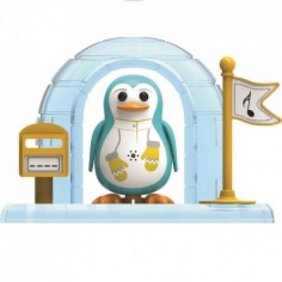 Игровой набор с интерактивным пингвином DigiPenguins - ИГЛУ ПЭЙТОНА
