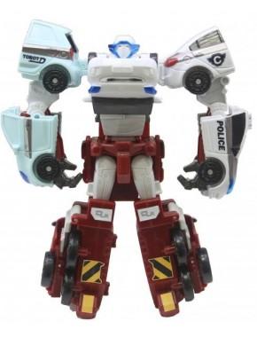 Робот-трансформер Tobot S3 Квартан (301057)