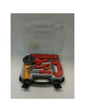 Набор инструментов HLB в чемодане 9 элементов